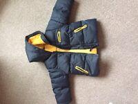 9-12 boy jacket/coat