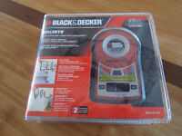 Black and Decker Bullseye Auto-leveling Laser (new in box)