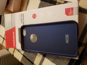 Iphone 6 hard case + free screen protector BRAND NEW