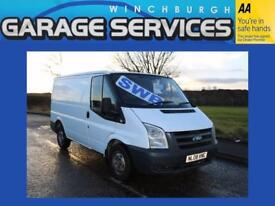 FORD TRANSIT SWB GREAT CONDITION **NO VAT** WOOD LINED