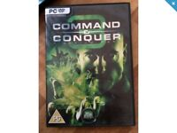 Command and Concquer **REDUCED**