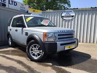 Land Rover Discovery 3 2.7TD V6 ( 5st ) 2007MY 4X4