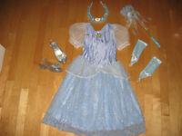 Superbe robe ORIGINAL DISNEY Cendrillon avec accessoires