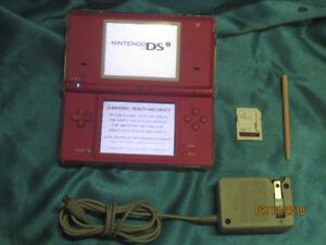 DSi in Pink with Zelda 4 Swords Complete Bundle