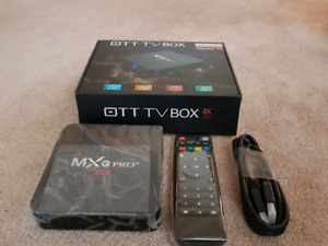 ANDROID TV BOX WATCH FREE LIVE TV/ SPORT/HD MOVIES NO MONTHLY
