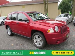 2010 Jeep Compass Sport MAN FWD MAGS ABS