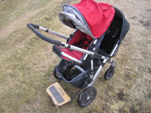 Uppa Baby Vista Stroller Package - INCLUDES EVERYTHING!