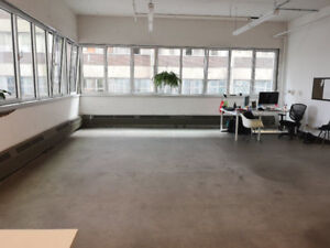 commercial and office space mile-end
