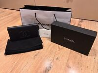 Chanel Leather Purse/Wallet BNIB with bag
