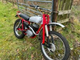 1957 DOT Trials Bike Road Registered £3995