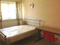 WHITECHAPEL - DOUBLE ROOM 3MIN TO STATION - ALL BILLS INCLUDED