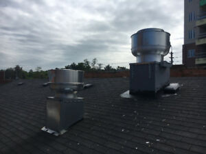 Sell,Install,Kitchen exhaust Fans,Hoods,Fire Suppression,Ducts