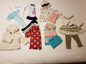 Baby clothes 6-9 months.
