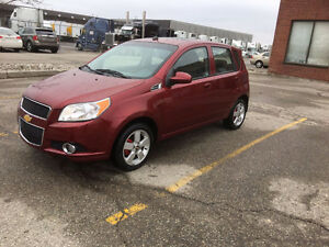 2011 Chevrolet Aveo Hatchback For Sale