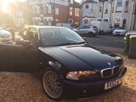 2002 BMW 3-Series E46