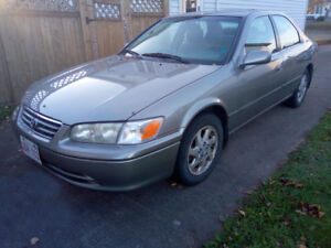 2001 Toyota Camry - SOLD!