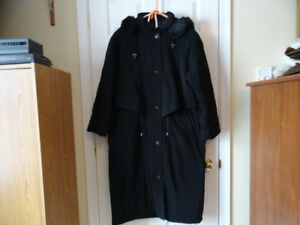 Women's Winter Coat (Ankle Length) & Winter Jacket