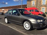 2004 MG ZR+ 1.4 IMMACULATE CAR SERVICE HISTORY CAMBELT AND HEAD GASKET CHANGE!