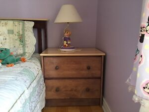 Meubles pour chambre à coucher en bois