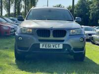2011 BMW X3 2.0 XDRIVE20D SE 5d 181 BHP Estate Diesel Automatic