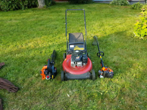 AFFORDABLE LAWN CARE SAME DAY SERVICE