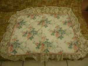 Three Bedspreads for single beds with matching Shams