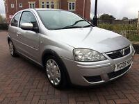 Vauxhall Corsa 1.2I 16V DESIGN A/C (aluminium/silver) 2005