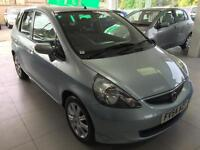2004 Honda Jazz 1.4i-DSI SE Low Miles 57k 7 honda stamps on book drive nice
