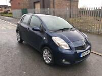 2009 Toyota Yaris 1.33 T Spirit Multimode 5dr