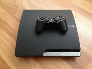 Sony PlayStation 3 PS3 Black console