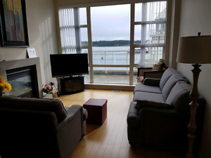 Short term rental ocean view House in Downtown Nanaimo