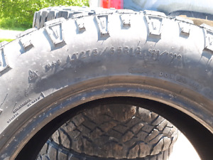 31 inch tires for sale or trade
