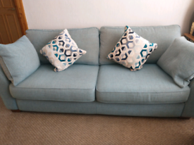 Three seater and loveseat suite Sofology