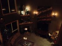 Gorgeous Priddis Home on 3.8 Acres