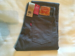 Men's Levi's red tab 513 - brand new (33/34)