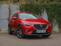 Mazda CX-3 SPORT NAV PETROL MANUAL 2015/65