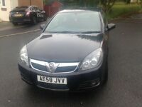 Vauxhall vectra 1.9 CDTI Sri automatic 1 owner 2008 low miles £2795 pxposs