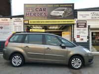 2009 CITROEN GRAND C4 PICASSO 7 SEATER HDI VTR+ AUTOMATIC(AA)WARRANTED INCLUDED