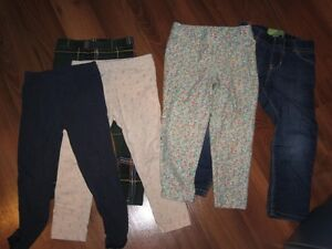 Lot of pants size 3T