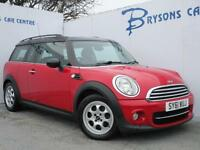 2011 61 Mini Clubman 2.0TD ( 112bhp ) Auto Cooper D for sale in AYRSHIRE