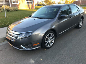 2012 FUSION FOR SALE