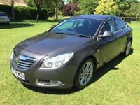 2009 Vauxhall Insignia 2.0CDTi 16v (160ps) Exclusiv+MOT 01/05/2018.