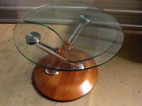 Table à café inspiration Art Déco - prix réduit