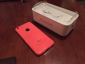 iPhone 5c with bell and virgin networks