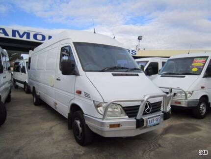Mercedes-Benz Sprinter 413 CDI LWB High Roof LOW KMS St James Victoria Park Area Preview