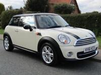 2011 Mini Hatchback 1.6 COOPER D 3DR HATCHBACK ** 55,000 MILES * FULL HISTORY...