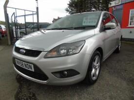 2009 Ford Focus 1.6 Zetec 5dr,FSH,12 months mot,Warranty,Px welcome 5 door Ha...