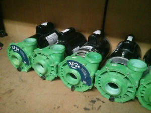 Refurbished Spa Pumps