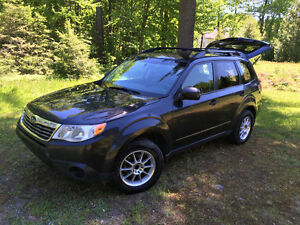 2010 Subaru Forester Outdoor PZEV