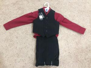 Vest suit size 3